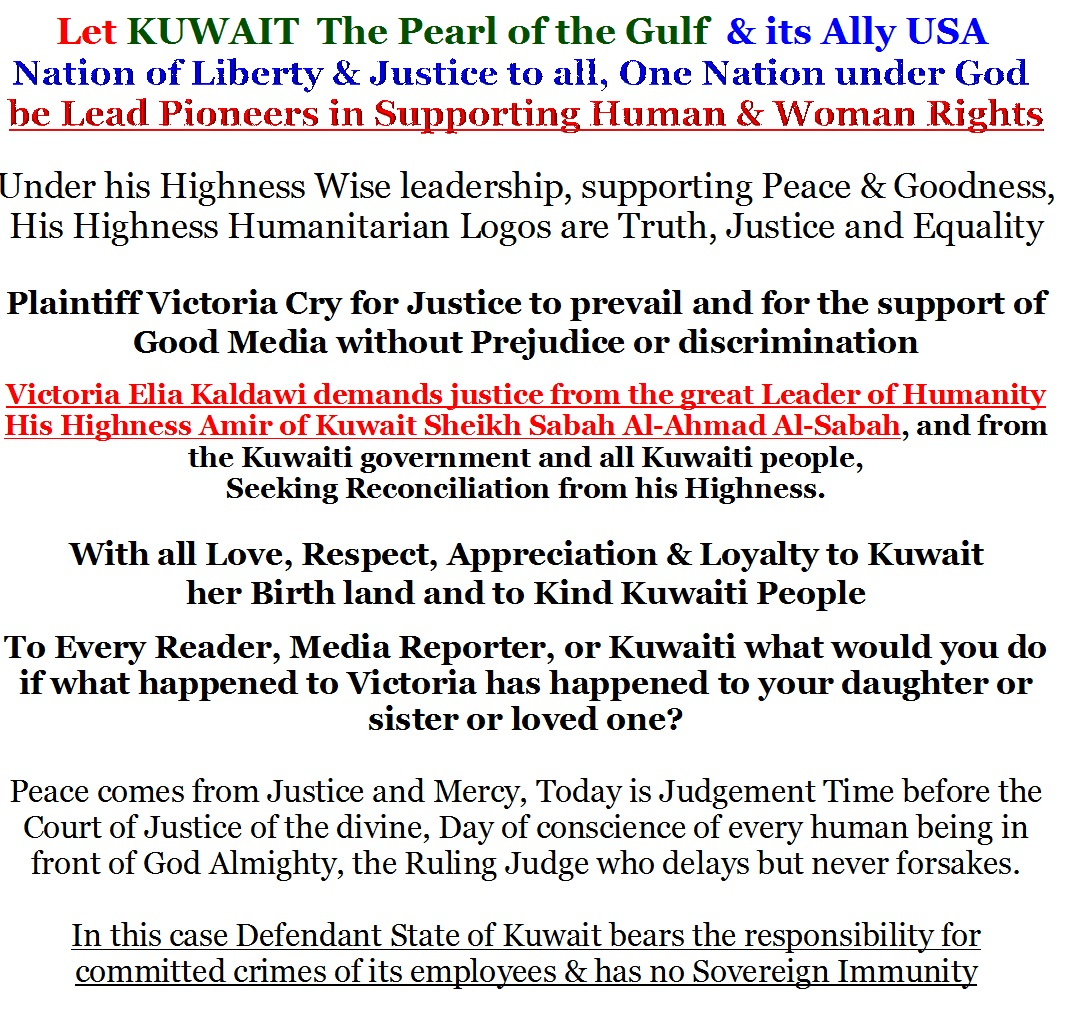 JusticeForVictoriafromUSA&Kuwait2017.2